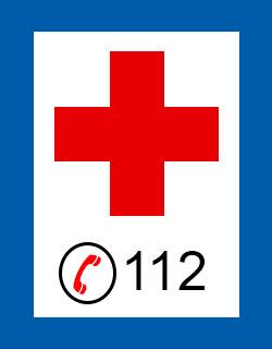 Telefonnummer Erste Hilfe im Notfall