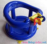 Testbericht vom Baby Badewannensitz