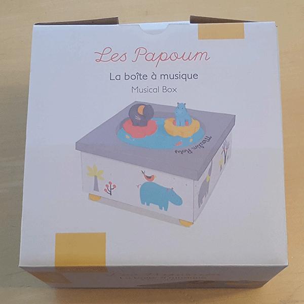 Spieluhr für Babys, französisches Design, hier kaufen