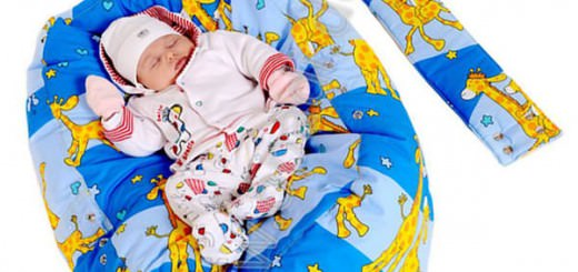 baby-liegekissen