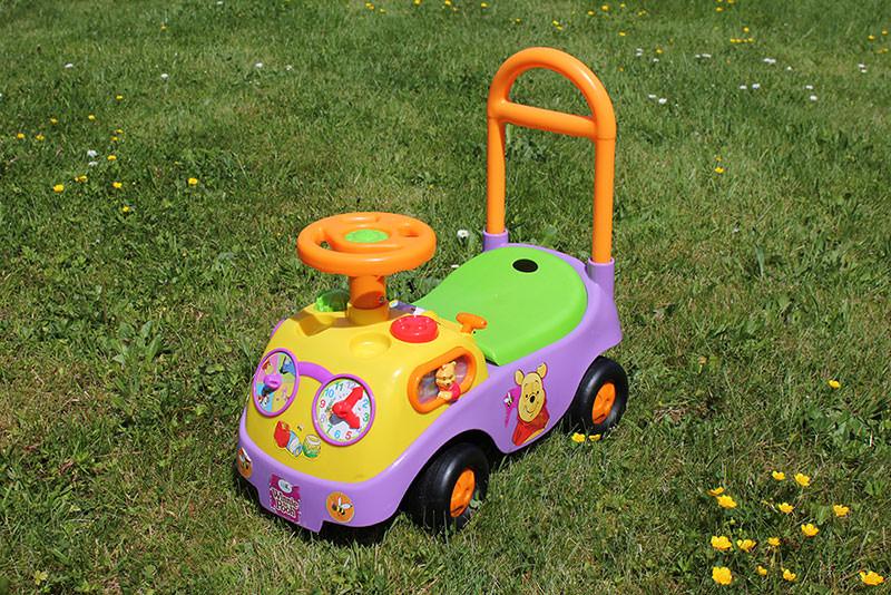 Kinderauto Winnie Pooh von Disney